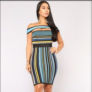 Fashionnova Bandage Dress